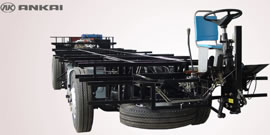 10m Bus Chassis